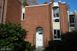 Bethesda Townhouse for Rent
